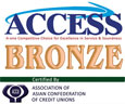 Access Bronze Award